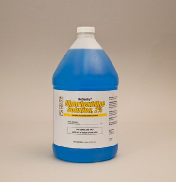 Chlorhexidine Solution 1 gallon