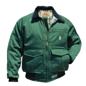 Veterinarians Insulated Palpating Bomber Jacket