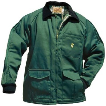 Veterinarians Insulated Palpating Long Jacket