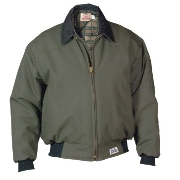 Longhorn 12 oz Duck Insulated Bomber Jacket