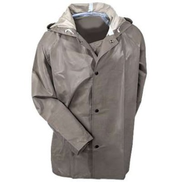 Flame-Resistant Waterproof Hooded Jacket