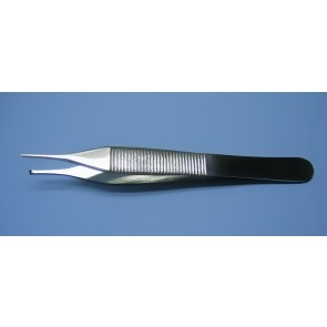 Thumb Tissue Forceps 6-6.5 in 1x2 teeth