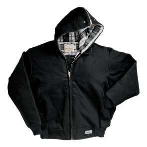 Front Range - 12 oz Duck Insulated Hooded Jacket