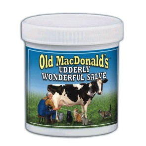 Udderly Wonderful Salve